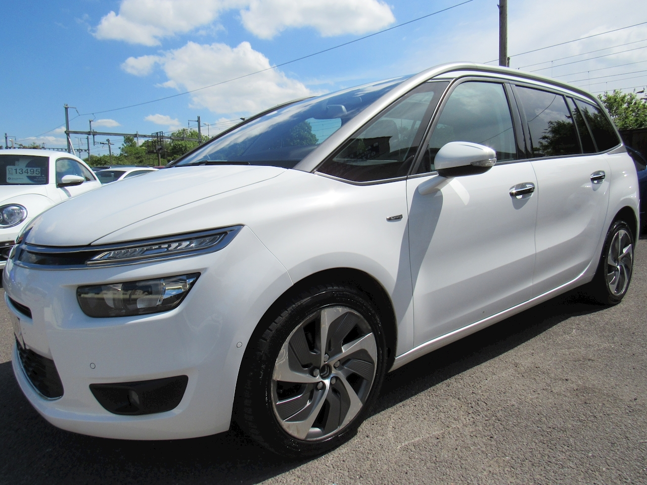 Citroen C4 Picasso Grand Bluehdi Exclusive Plus Eat6 Mpv 2.0 Automatic Diesel