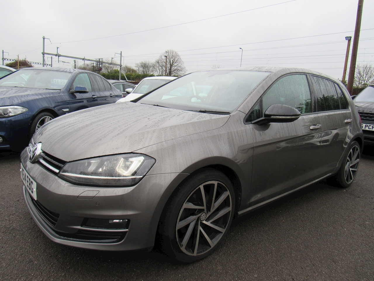 Volkswagen Golf Gt Tsi Act Bluemotion Technology Dsg Hatchback 1.4 Semi Auto Petrol