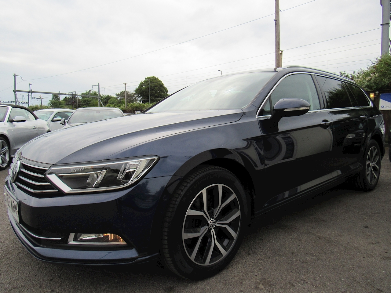 Volkswagen Passat Se Business Tdi Bluemotion Tech Dsg Estate 2.0 Semi Auto Diesel