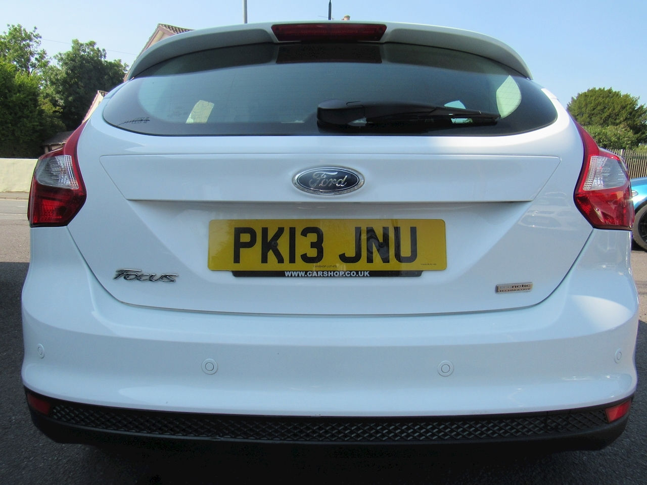 Ford Focus Zetec Tdci Hatchback 1.6 Manual Diesel