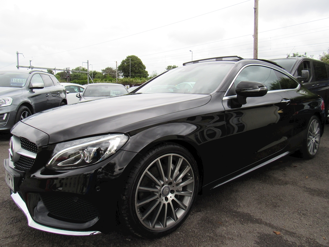 Mercedes-Benz C Class C 250 D Amg Line Premium Plus Coupe 2.1 Automatic Diesel