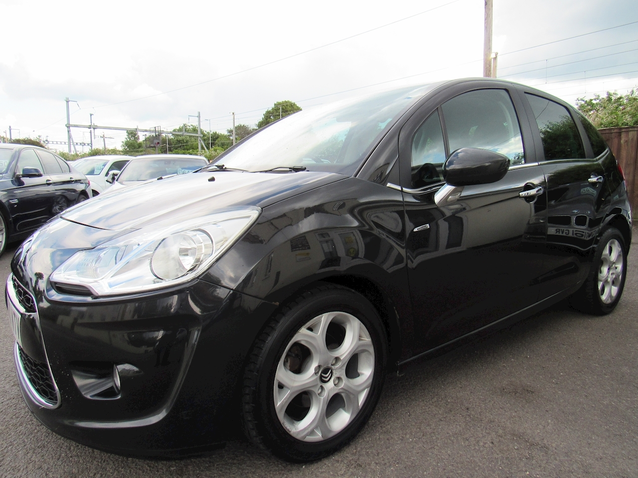 Citroen C3 Hdi Exclusive Hatchback 1.6 Manual Diesel