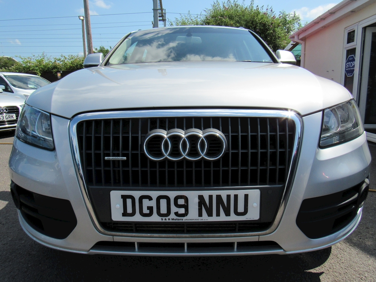 Audi Q5 Tdi Quattro Dpf Se Estate 2.0 Manual Diesel