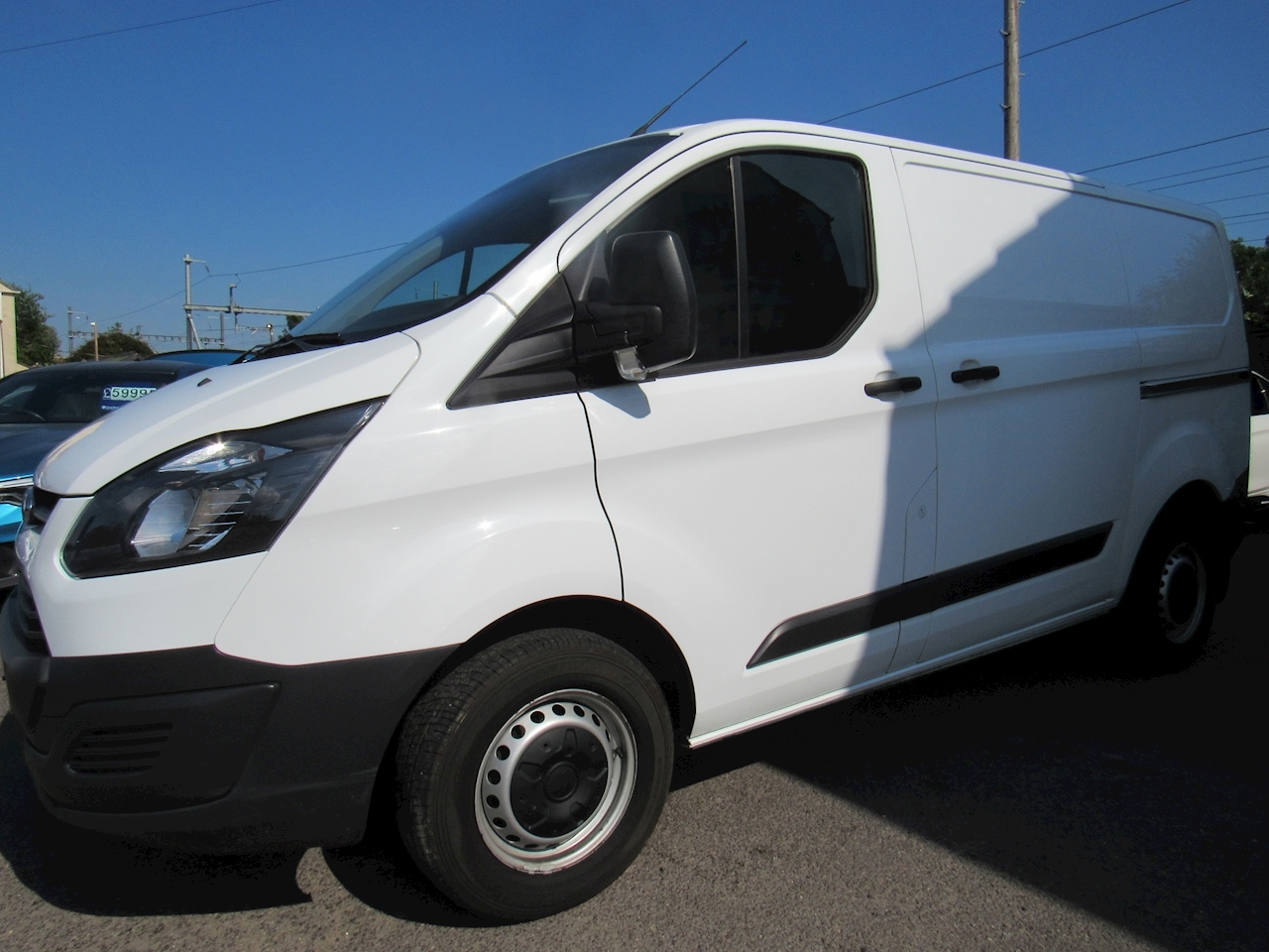 Ford Transit Custom 270 Lr P/V Panel Van 2.0 Manual Diesel