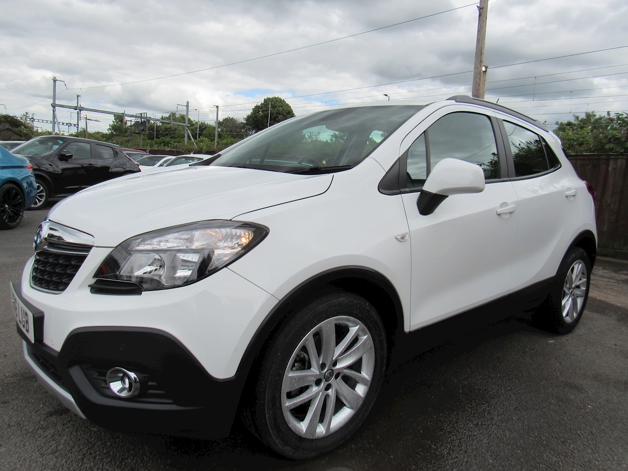 Vauxhall Mokka Exclusiv S/S Hatchback 1.4 Manual Petrol