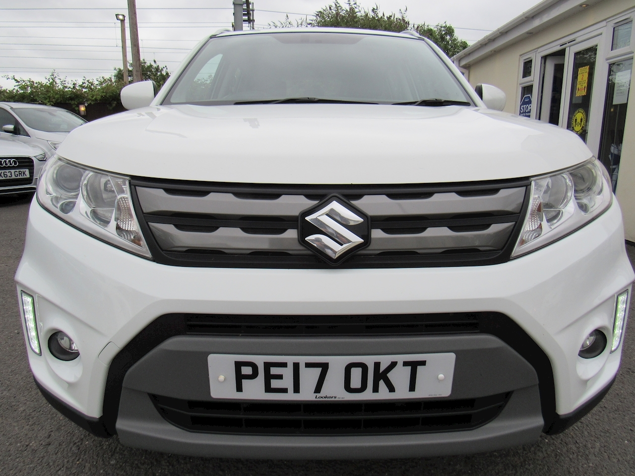 Suzuki Vitara Sz4 Hatchback 1.6 Manual Petrol