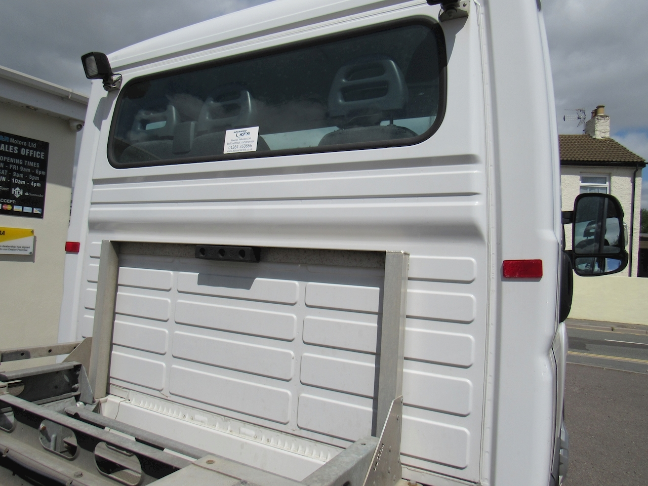 Fiat Ducato 35 C/C Multijet Flat Lorry 2.3 Manual Diesel