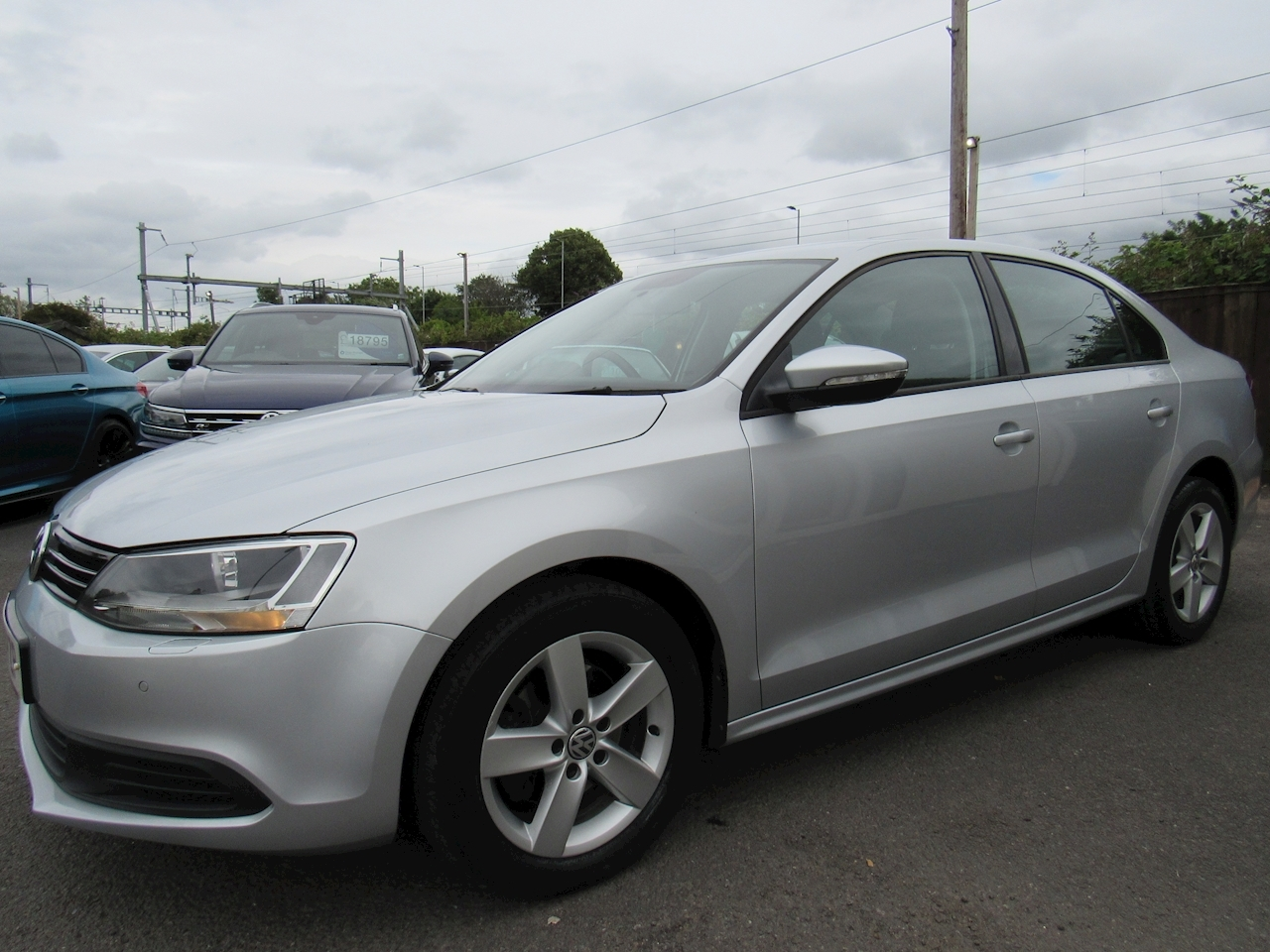 Volkswagen Jetta Se Tdi Bluemotion Technology Saloon 1.6 Manual Diesel