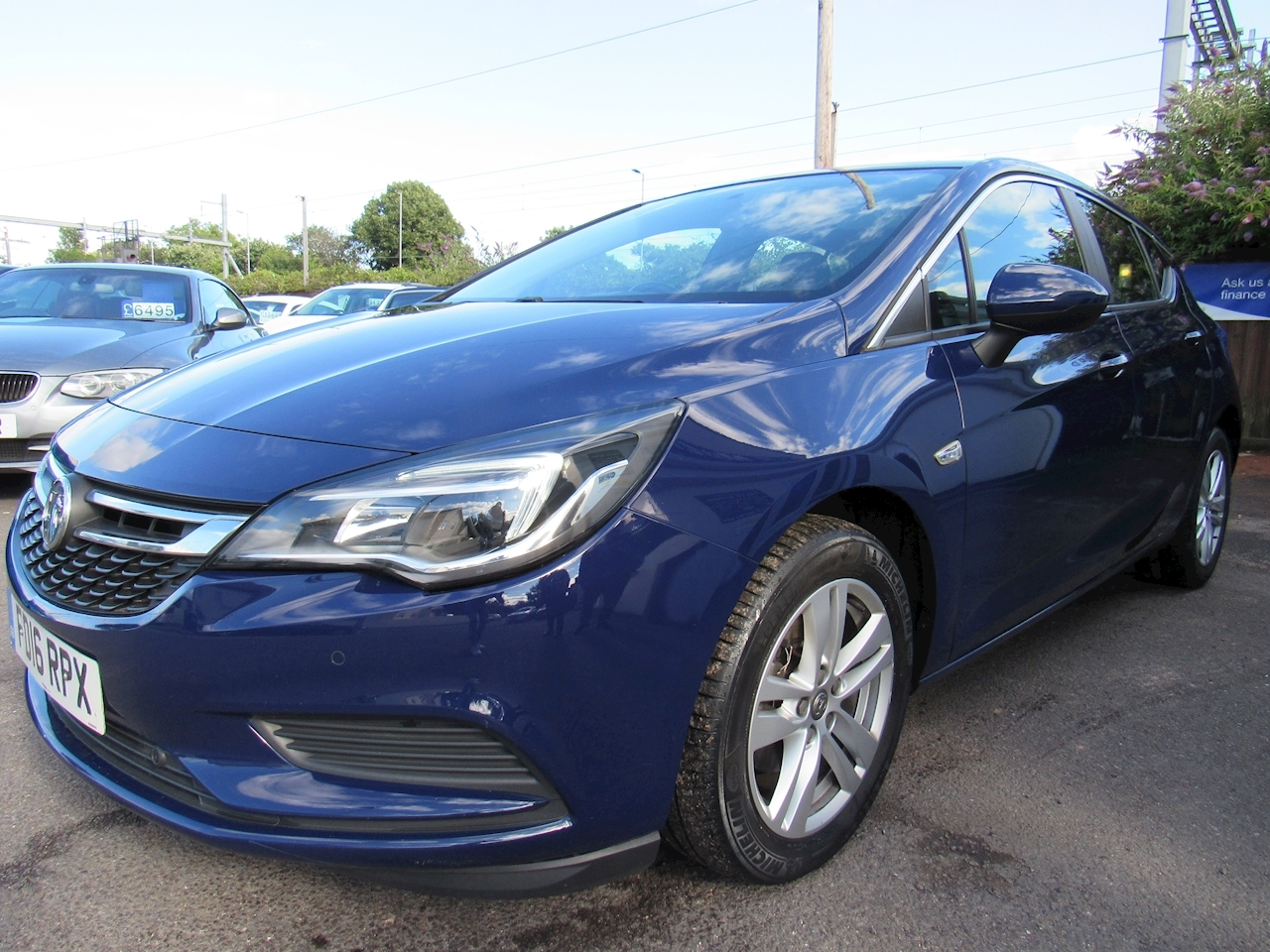 Vauxhall Astra Tech Line Hatchback 1.6 Manual Diesel