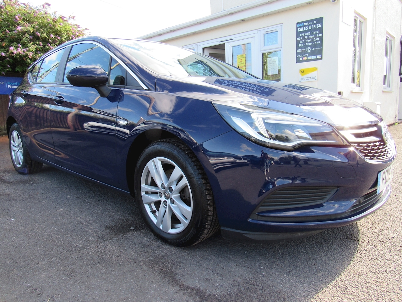 Astra Tech Line Hatchback 1.6 Manual Diesel