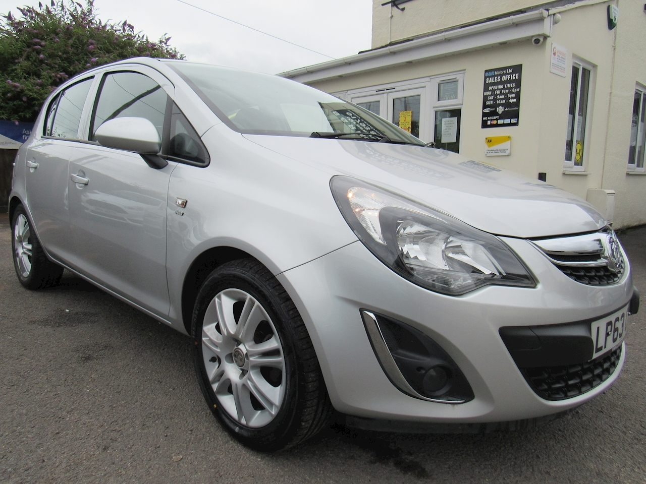 Vauxhall Corsa Energy Hatchback 1.2 Manual Petrol