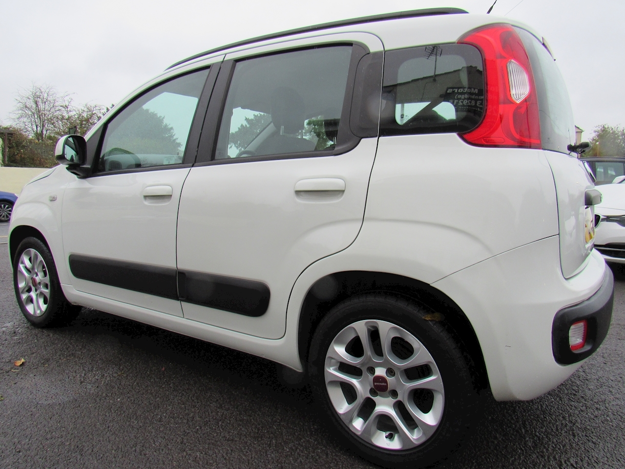 Fiat Panda Lounge Hatchback 1.2 Manual Petrol