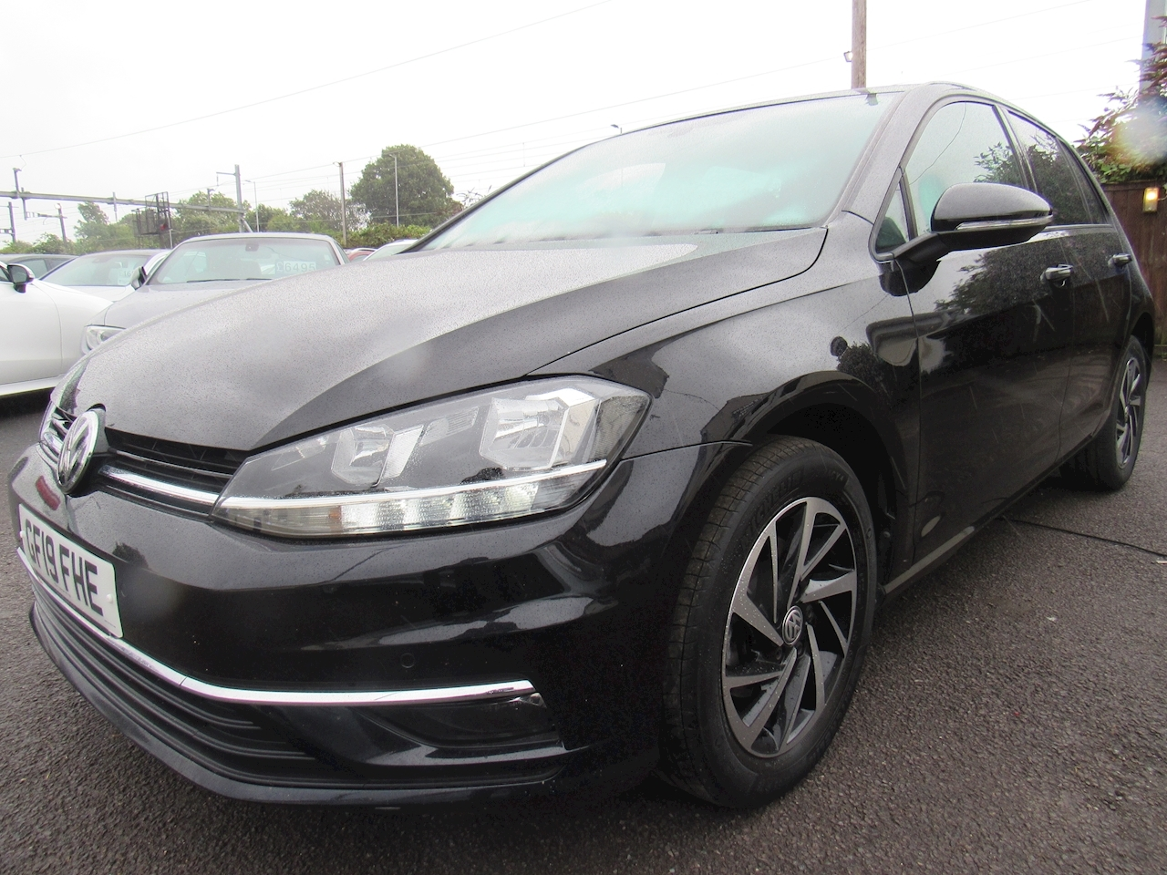 Volkswagen Golf Match Hatchback 1.6 DSG Diesel