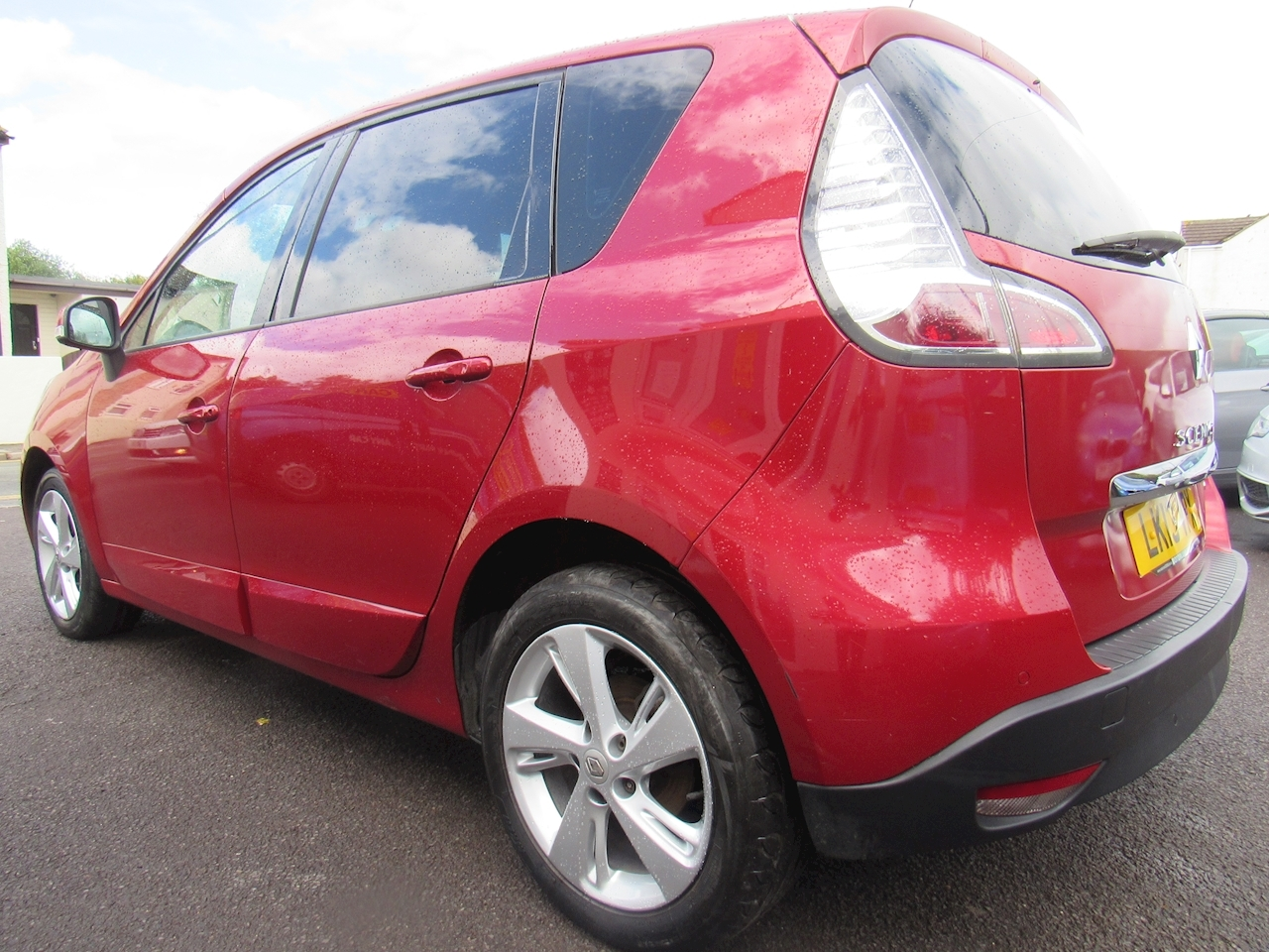Renault Scenic Dynamique Tom Tom MPV 1.6 Manual Diesel