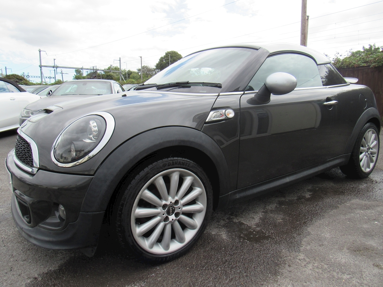 MINI Coupe Cooper SD Coupe Coupe 2.0 Manual Diesel