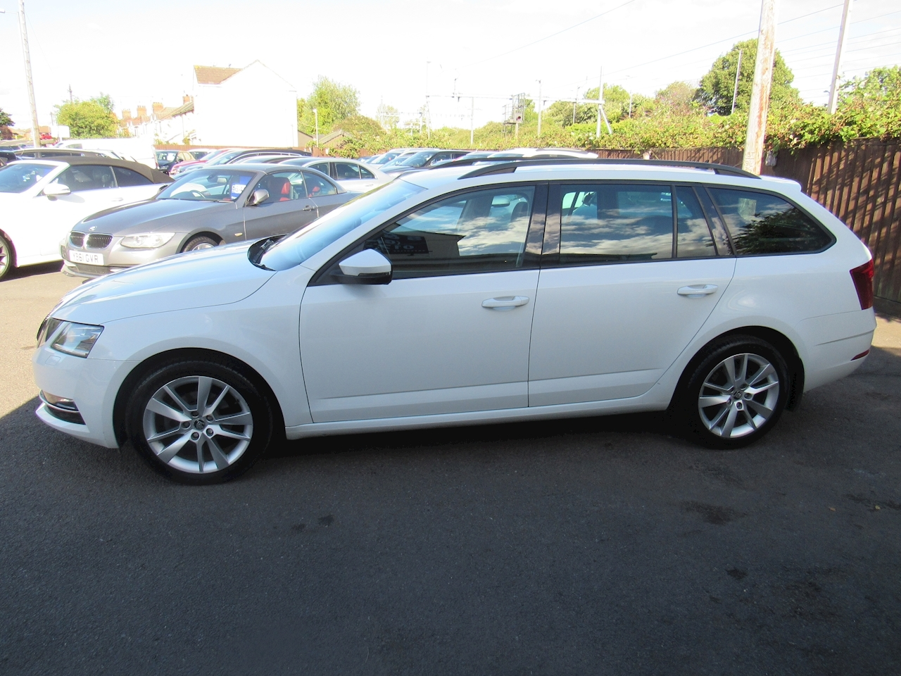 SKODA Octavia SE L Estate 1.6 Manual Diesel