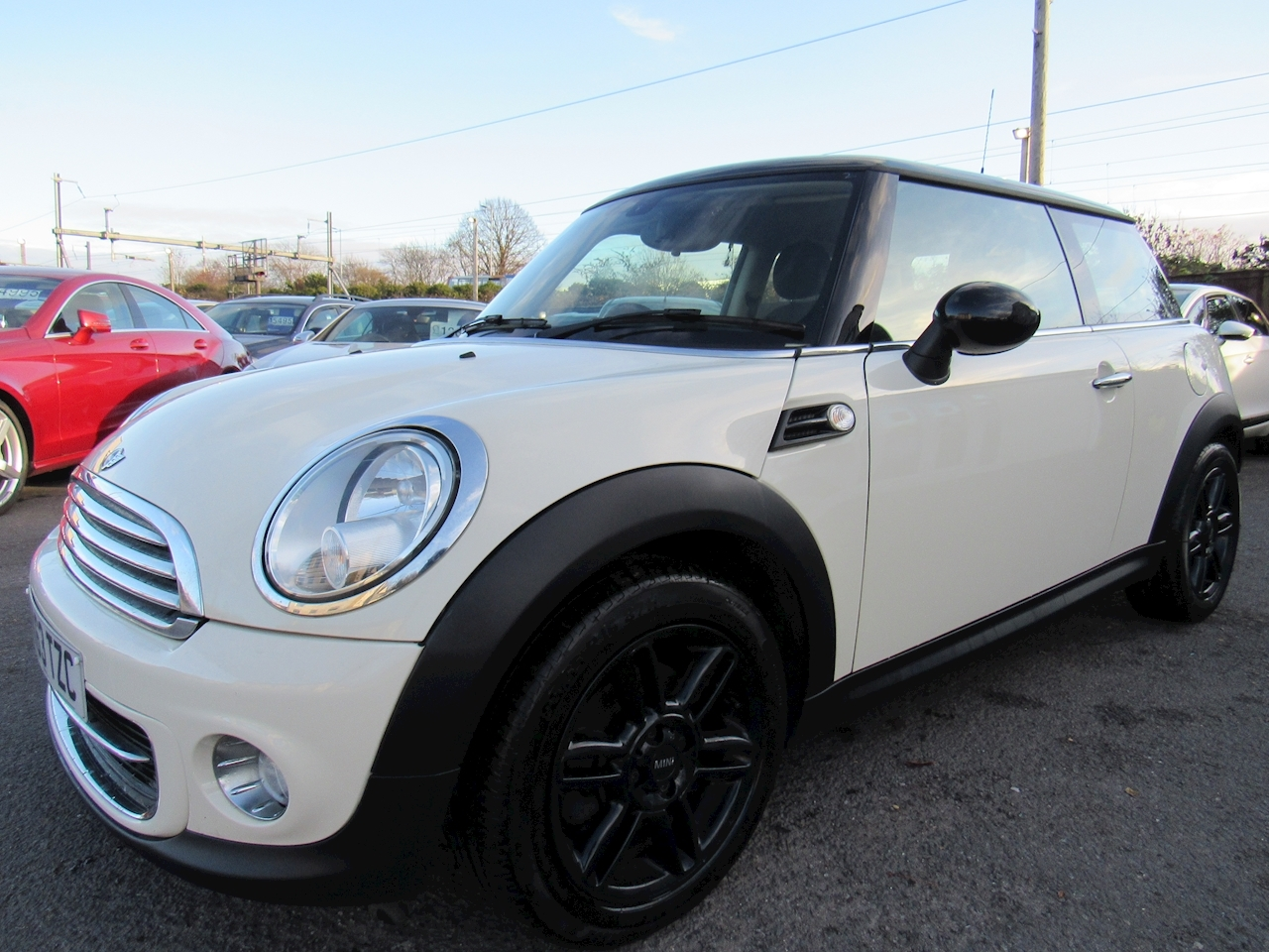 MINI Hatch Cooper Hatch Hatchback 1.6 Manual Petrol