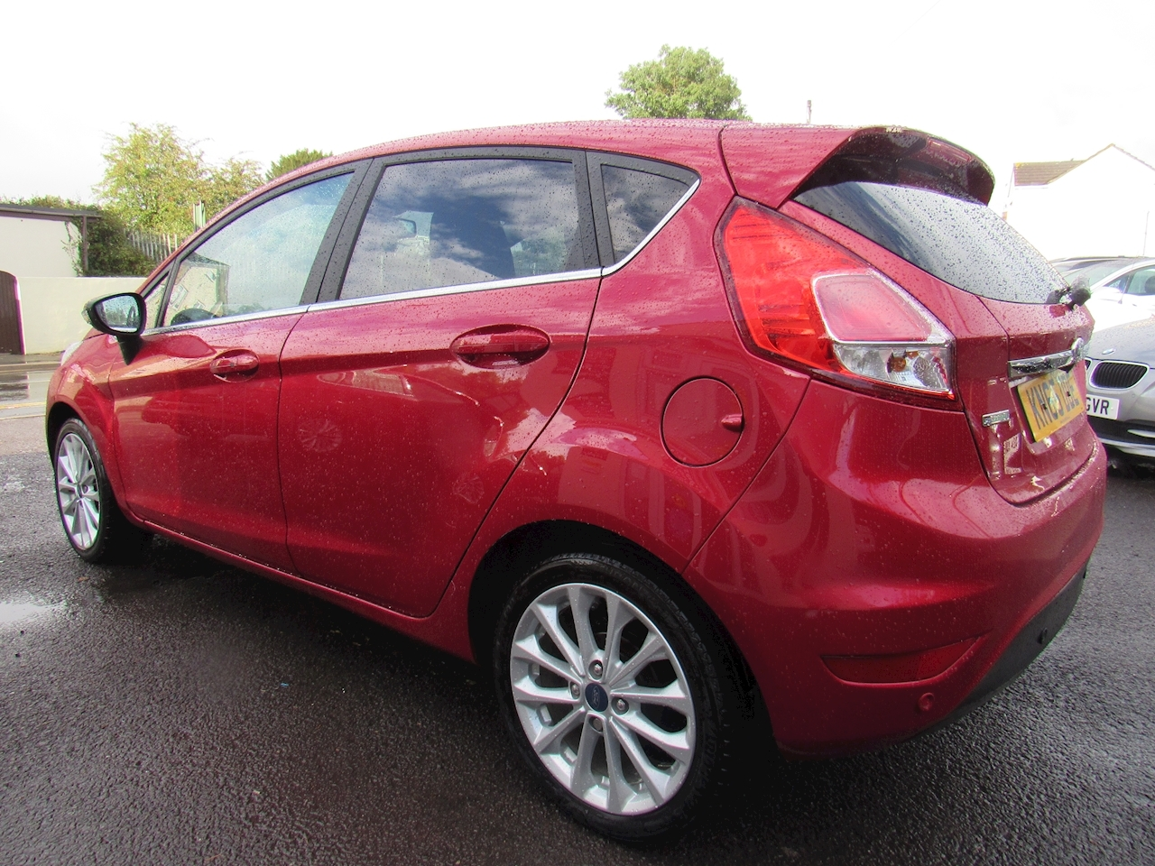 Ford Fiesta Titanium X Hatchback 1.0 Manual Petrol