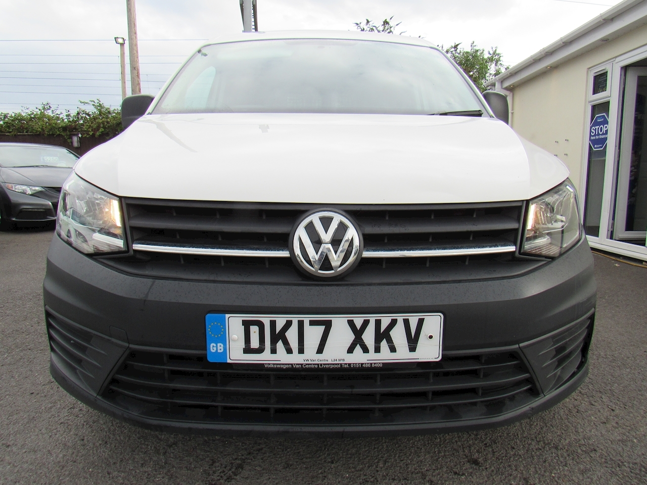 Volkswagen Caddy Startline Panel Van 2.0 Manual Diesel