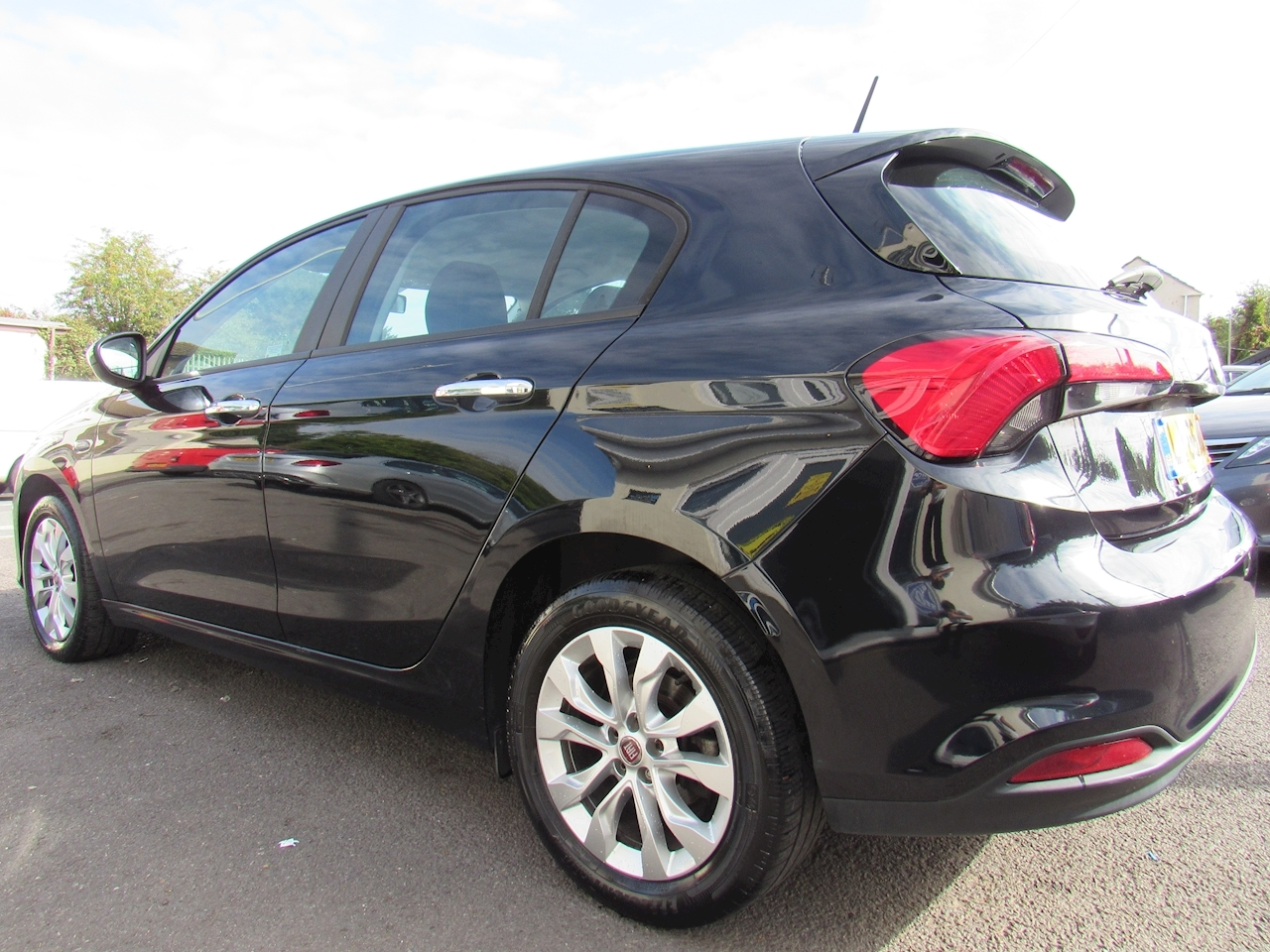 Fiat Tipo Tipo Hatchback 1.4 95hp Easy Hatchback 1.4 Manual Petrol