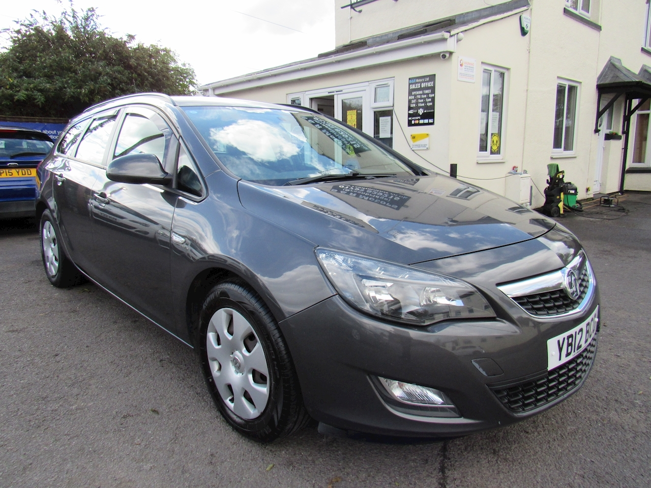 Vauxhall Astra Exclusiv Estate 1.7 Manual Diesel