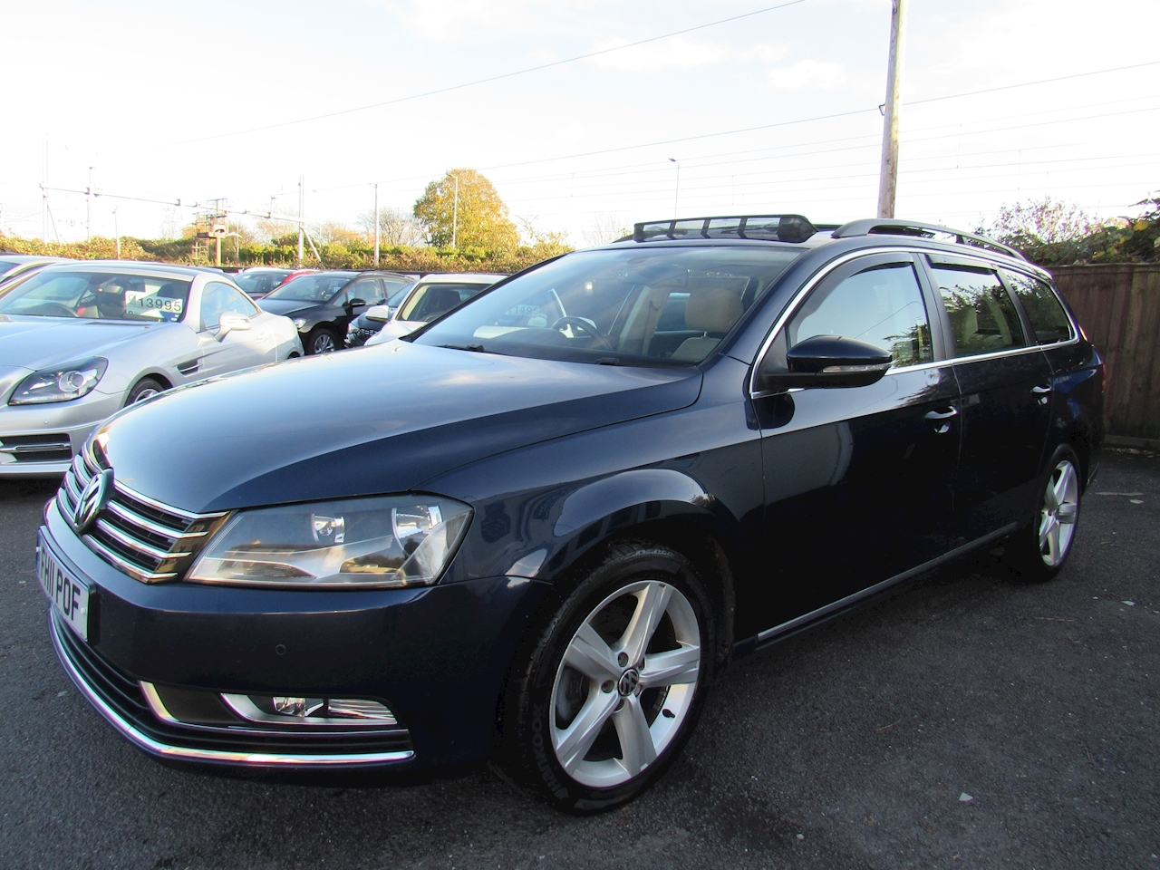 Volkswagen Passat SE Estate 2.0 Manual Diesel