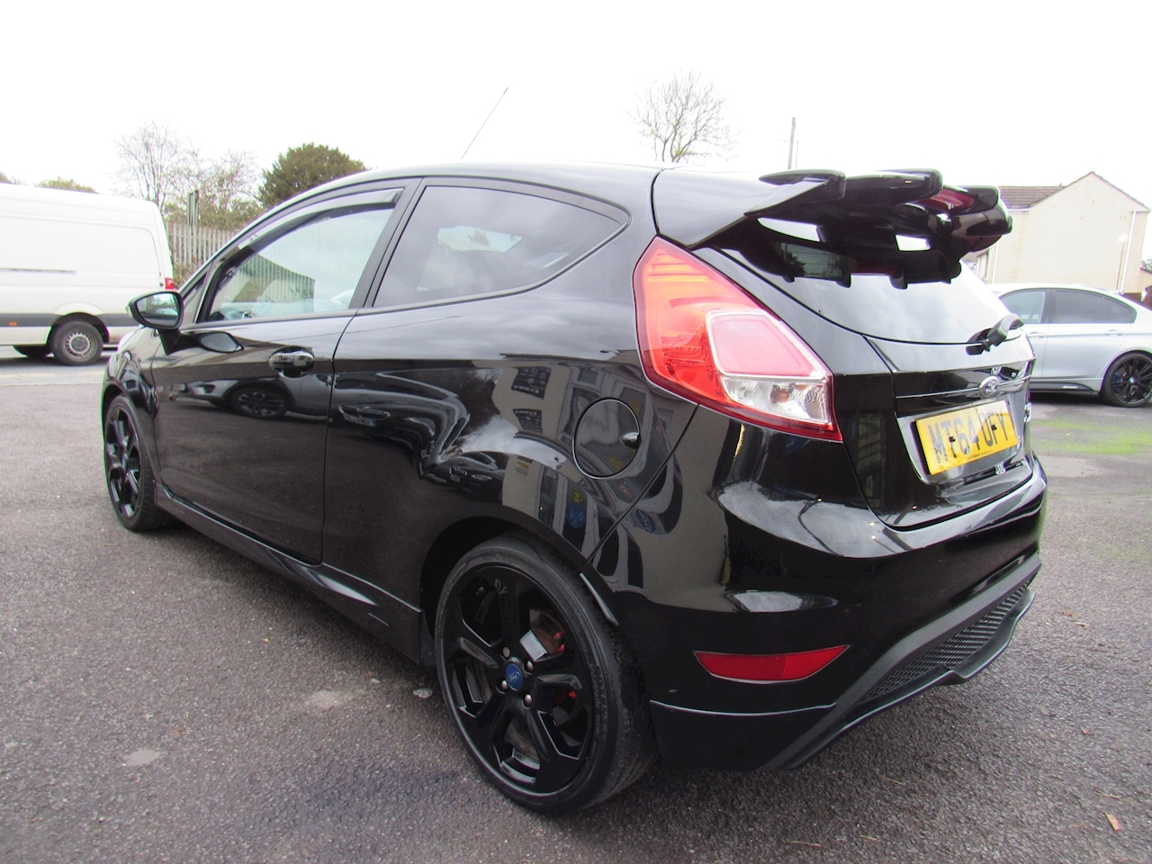 Ford Fiesta ST-3 Hatchback 1.6 Manual Petrol