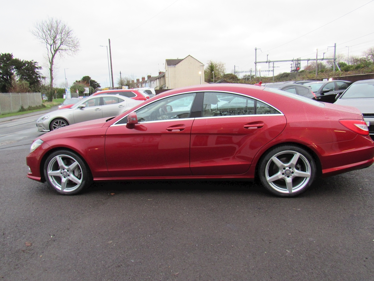Mercedes-Benz CLS  Coupe 3.0 Automatic Diesel