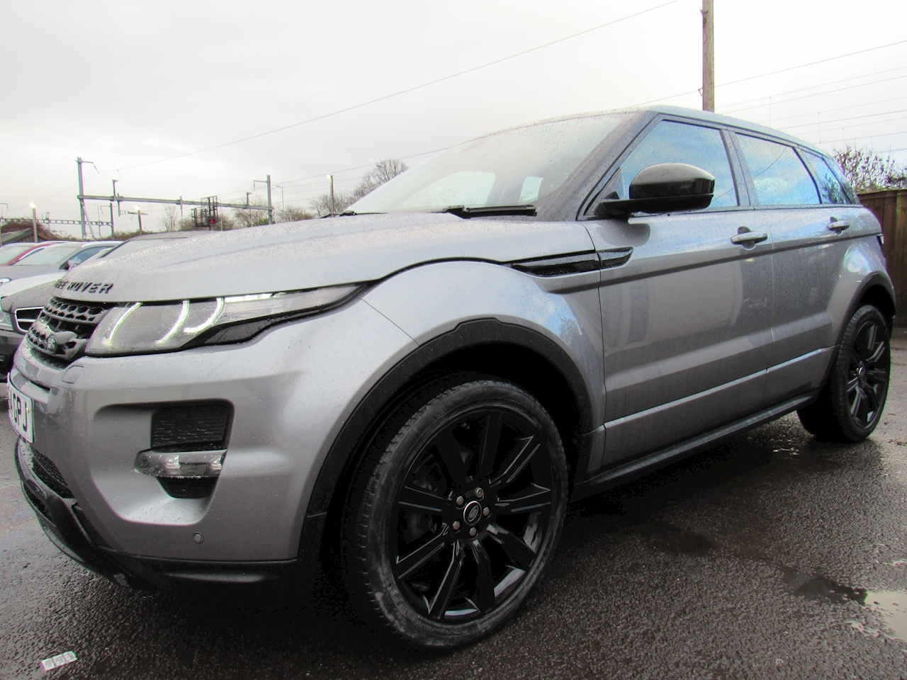 Land Rover 2.2 SD4 Dynamic SUV 5dr Diesel Automatic AWD (159 g/km, 190 bhp)