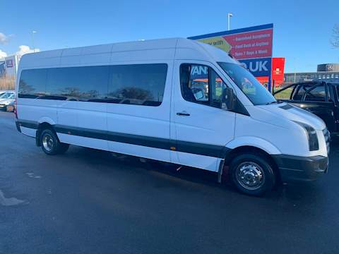 Volkswagen Crafter Cr50 Lwb P/V 109Tdi Day Panel Van 2.5 Manual Diesel