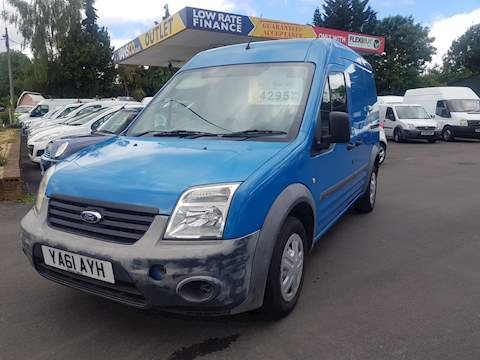 Transit Connect T230 Hr P/V Vdpf Panel Van 1.8 Manual Diesel