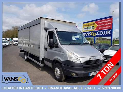 Iveco Daily 70C17 3.0 Luton Manual Diesel