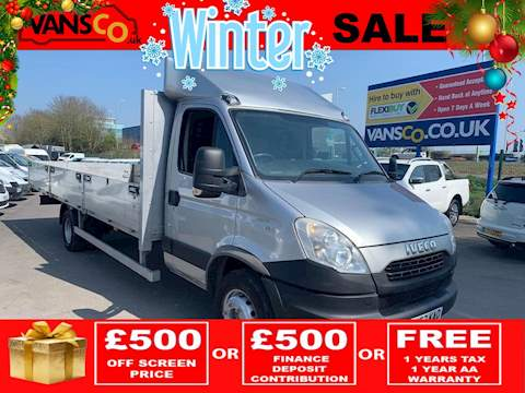 Iveco Daily 70C17 3.0 Dropside Manual Diesel