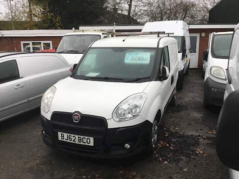 Fiat Doblo Cargo 16V Sx Multijet Panel Van 1.2 Manual Diesel