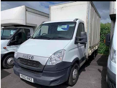 Iveco Daily 35S11 2.3 Curtain Sider Manual Diesel