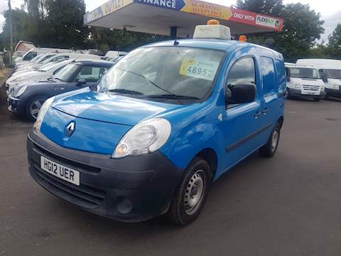 Kangoo Ml20 Dci Panel Van 1.5 Manual Diesel