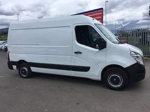 Nissan Nv400 Dci E H/R P/V Panel Van 2.3 Manual Diesel