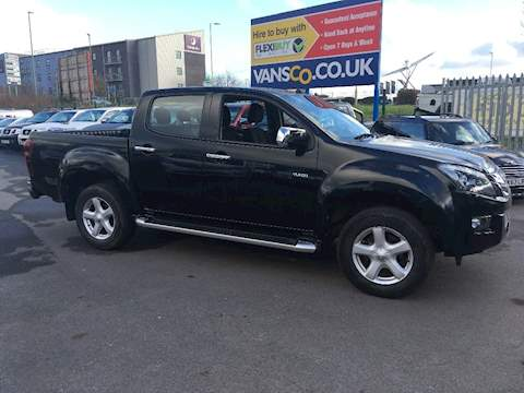 Isuzu D-Max D-Max Yukon Twin Turbo D/ Pick-Up 2.5 Manual Diesel