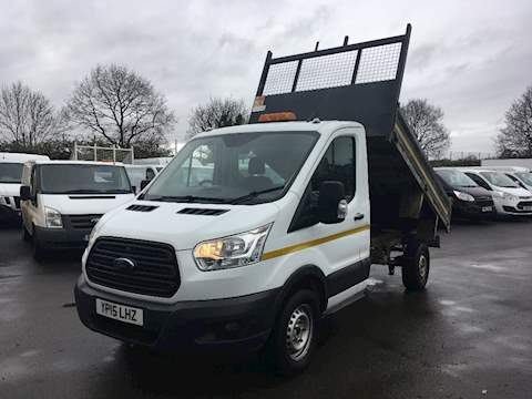 Ford Transit Transit 350 Tipper 2.2 Manual Diesel