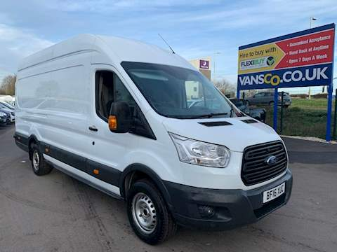 Ford Transit 350 H/R P/V Panel Van 2.2 Manual Diesel