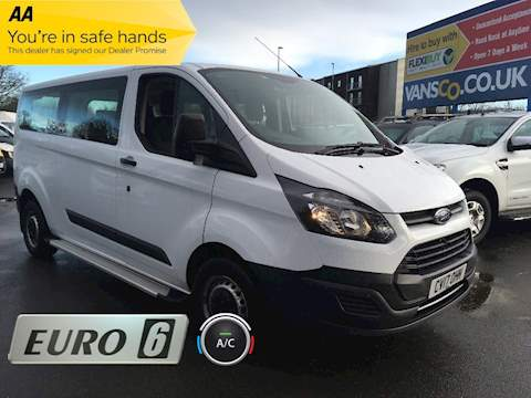 Ford Transit Custom 310 Kombi Tdci Mpv 2.0 Manual Diesel