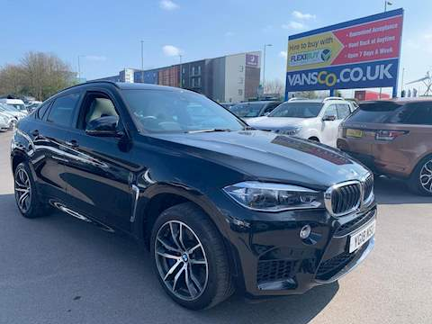 Bmw X6 M Coupe 4.4 Automatic Petrol