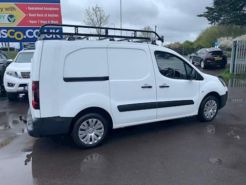 Citroen Berlingo 750 Lx L2 Hdi Panel Van 1.6 Manual Diesel