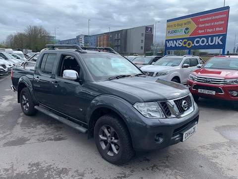 Nissan Navara Dci Outlaw 4X4 Shr Dcb Pick-Up 3.0 Automatic Diesel
