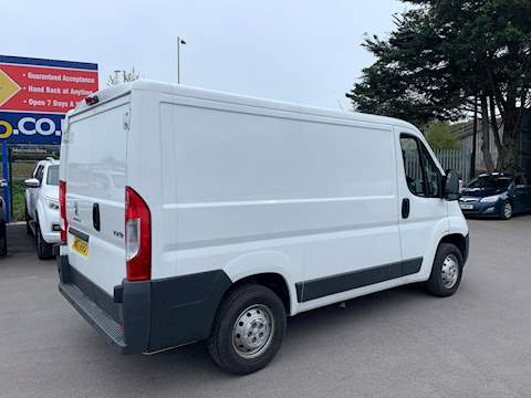 Peugeot Boxer Blue Hdi 333 L1h1 Professional P/V Panel Van 2.0 Manual Diesel