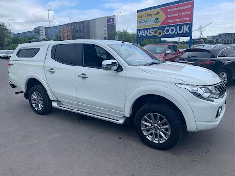 Mitsubishi L200 Di-D 4Wd Barbarian Dcb Pick-Up 2.4 Automatic Diesel