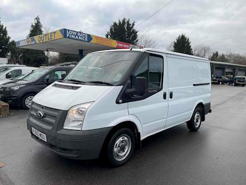 Ford Transit 260 Lr P/V Panel Van 2.2 Manual Diesel