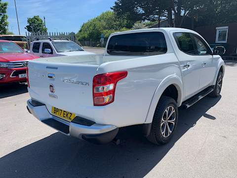 Fiat Fullback Lx Dcb Pick-Up 2.4 Automatic Diesel