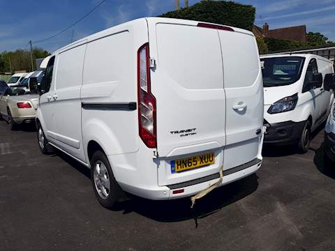 Ford Transit Custom 290 Limited Lr P/V Panel Van 2.2 Manual Diesel