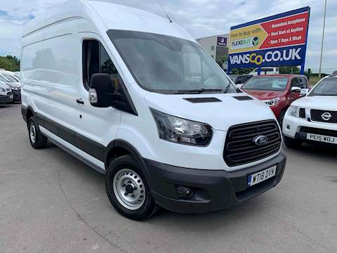 Ford Transit 350 L3 H3 P/V Panel Van 2.0 Manual Diesel